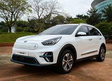 Kia Niro EV - Koreańczycy pokazali elektrycznego SUV-a
