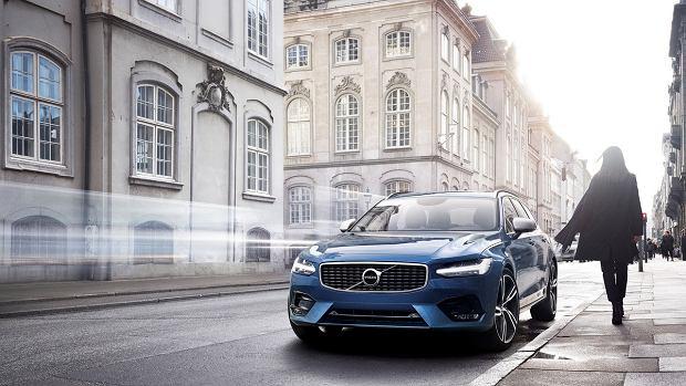 Volvo S90 i V90 R-Design | Seria 90 jeszcze piękniejsza