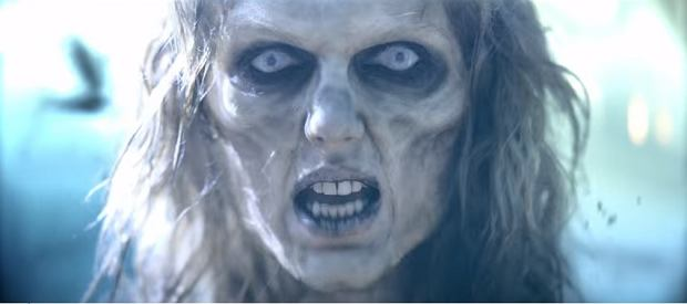 Na oficjalnym kanale gwiazdy pojawił się krótki filmik, na którym widać, w jaki sposób ucharakteryzowano ją na zombie, którego możemy podziwiać w jej najnowszym teledysku.