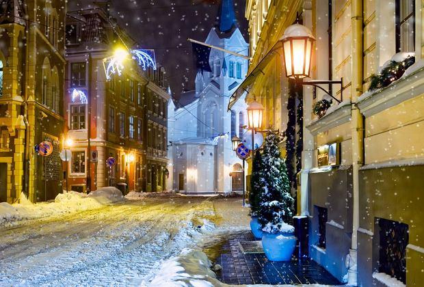 Ryga (Łotwa) / fot. Shutterstock