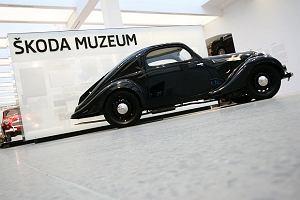 Z wizyt� w muzeum Skody