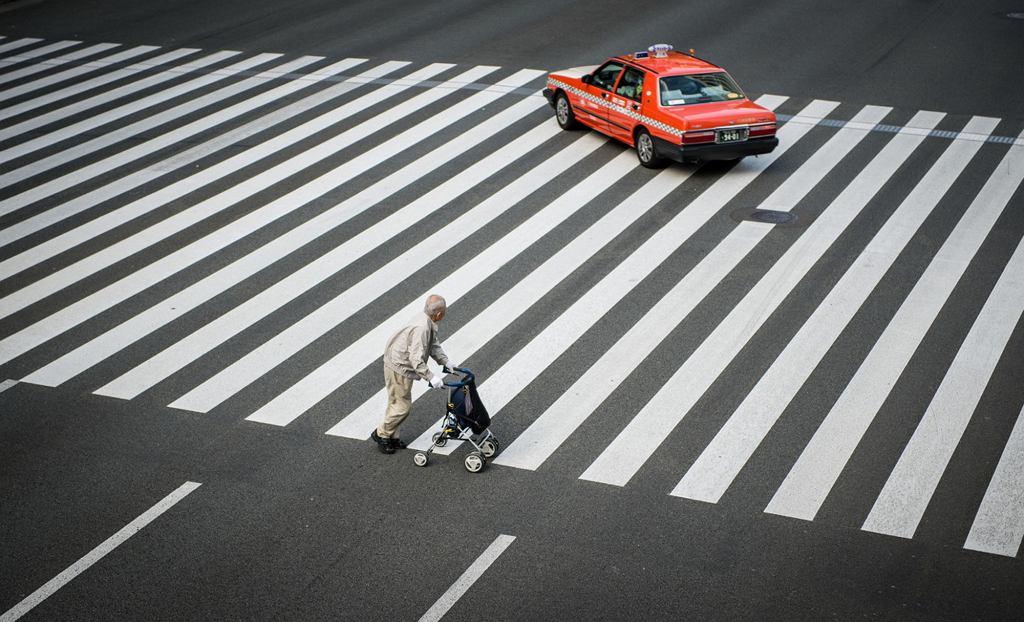 Średnia długość życia w Japonii jest najwyższa na świecie - w 2015 r. wynosiła 83,9 lat. Mężczyźni żyli tu średnio 80,7 lat, a kobiety 87,0 (fot. Hectór Garcia)