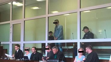 Na ławie oskarżonych zasiadło 7 osób. Pomysłodawcą miał być Krzysztof P.