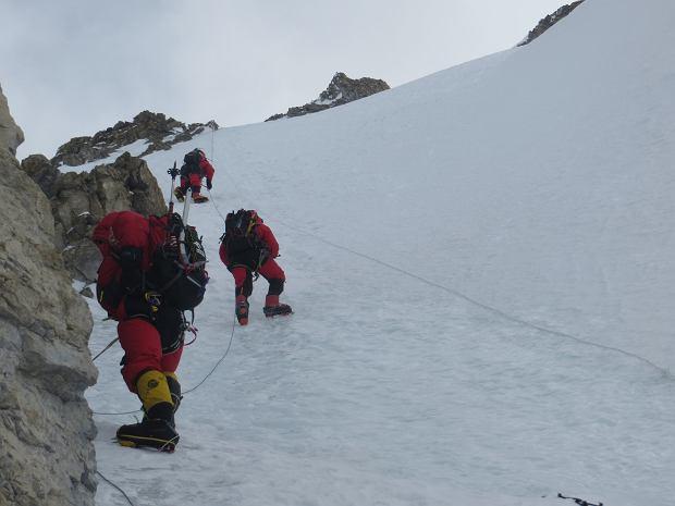 Zdjęcie numer 3 w galerii - Wielicki: Kowalski ani razu nie poprosił o pomoc, Bielecki pytał, którędy na szczyt