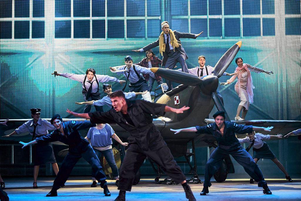'Piloci' - musical w Teatrze Muzycznym Roma w Warszawie