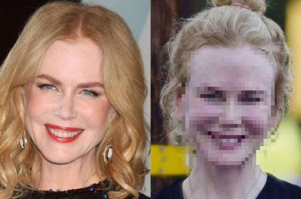 Nicole Kidman bez makijażu. Tutaj już nic się nie ukryje. A tymczasem... To naprawdę niewiarygodne