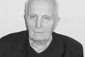 Prof. Edward Breza (24.09.1932 - 12.10.2017)