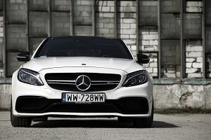 Wydanie weekendowe | Galeria tygodnia | Mercedes-AMG C 63 S