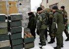 Prorosyjscy separaty�ci w okolicach Doniecka