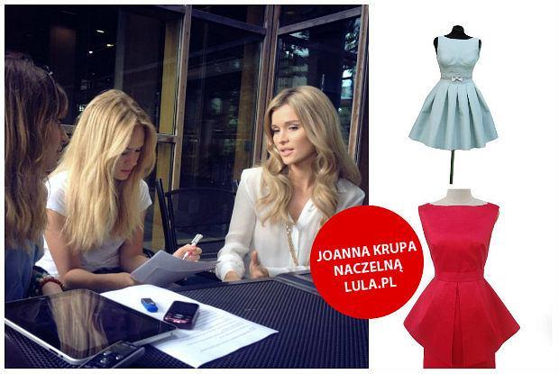 21 sukienek koktajlowych wybranych przez Joann� Krup�!