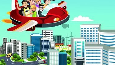 Jak pokonać lęk przed lataniem. Krok 1: zrozum, czego się boisz / ilustracja Shutterstock