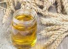 Olej z kiełków pszenicy - na suchą skórę i zmarszczki