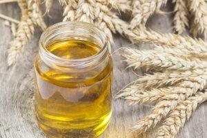 Olej z kie�k�w pszenicy - na such� sk�r� i zmarszczki