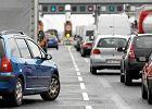 Trzy wypadki na A4 do Krakowa. Korek mia� 6 km