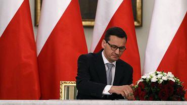 Zaprzysiężenie rządu Mateusza Morawieckiego