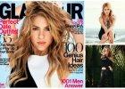 """Shakira gwiazdą lutowego """"Glamour US"""": Mój Gerard woli mięso od kości, dlatego nie kręcą go chude dziewczyny [ZDJĘCIA + WYWIAD]"""