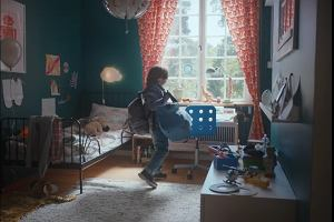 Ikea zrobiła reklamę dla... rozwiedzionych rodziców. Tego jeszcze w Polsce nie było. [RODZICE KOMENTUJĄ]