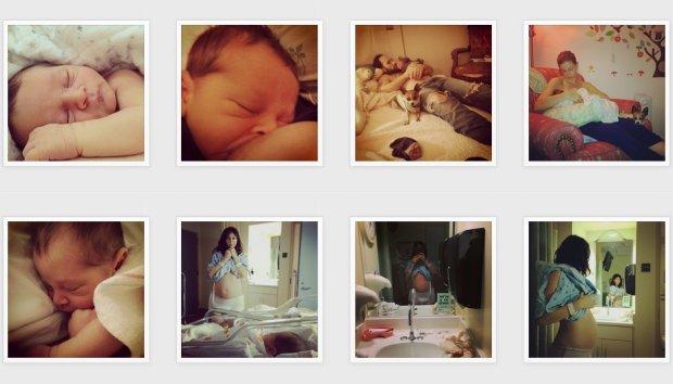Zdjęcia Ruth Iorio na Instagramie
