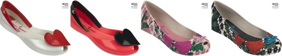 cde1f2360301 Buty Melissa w Hego s Milano - zobacz wiosenne nowości