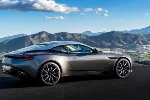 Galeria | Aston Martin DB11 | Era turbodo�adowania