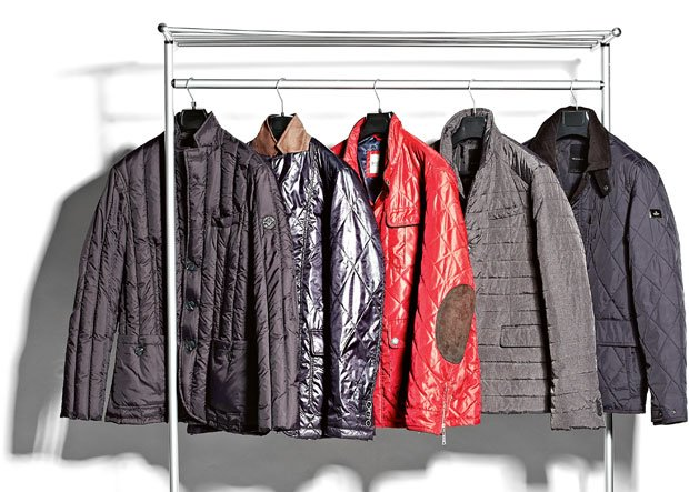 Moda m�ska: jesienne kurtki