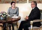 Kancelaria Prezydenta: Dziś Ewie Kopacz zostanie powierzona misja tworzenia rządu