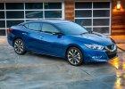 Salon Nowy Jork 2015 | Nissan Maxima | 300 KM w standardzie