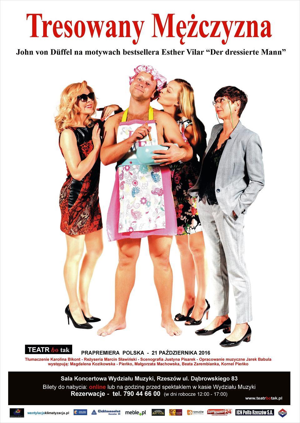 Plakat Teatru Bo Tak