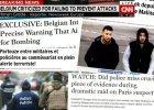 Bałagan, niewysłane raporty, podejrzenie o orgie (!) strzały do człowieka z dzieckiem. Wpadki belgijskich służb [6 FAKTÓW]