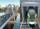 Pociąg jeżdżący po wirtualnych szynach? Taki środek transportu już istnieje