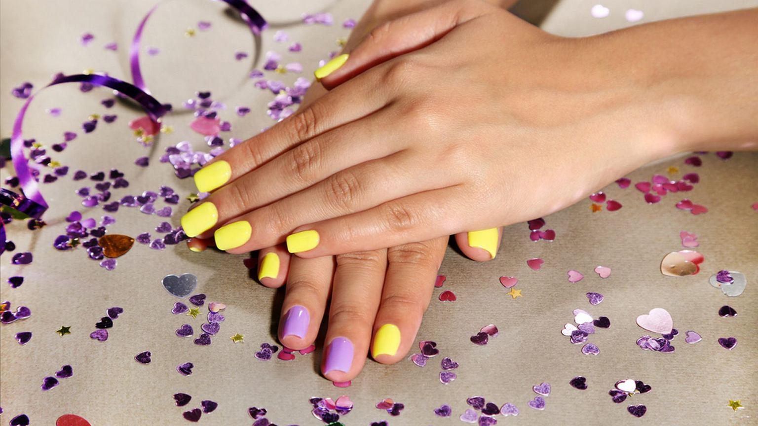 Paznokcie Na Sylwestra Jaki Manicure Będzie Najlepszy