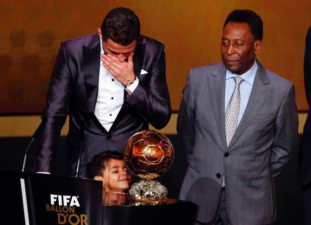 Platini rozczarowany wyborem Ronaldo. Ostre s�owa
