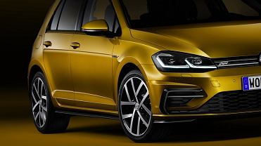 Volkswagen Golf po faceliftingu