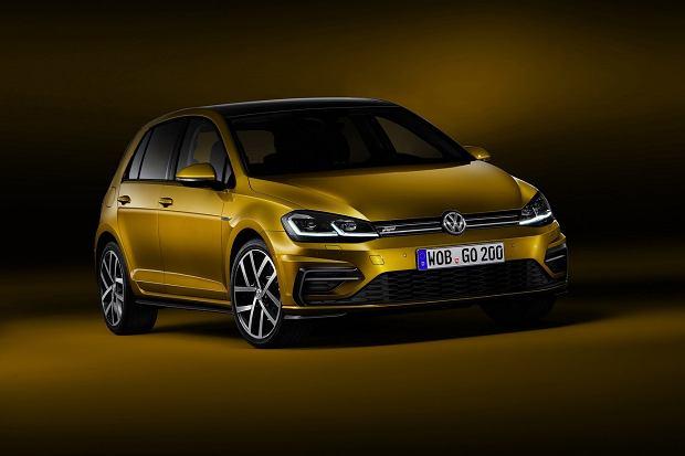 Volkswagen Golf po faceliftingu | Zmiany ukryte pod karoserią