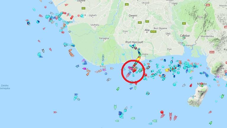 Nieoficjalnie: U wybrzeży Nigerii piraci porwali statek