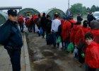 Migranci przybywaj�cy do Europy