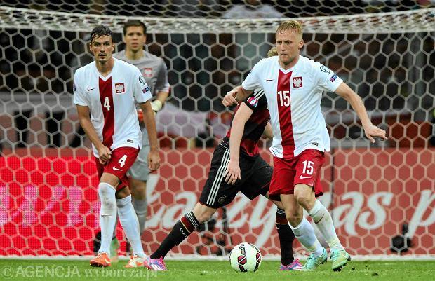 El. Euro 2016. Polska - Szkocja. Eufori� w Szkot�w