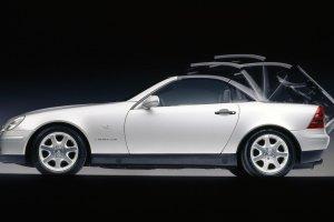 20 lat Mercedesa SLK