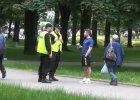 """Ward�ga skazany za """"swawol�"""". Policjanci nie odpu�cili"""