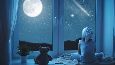 Wierszyki na dobranoc pomagają przenieść się do krainy snów.