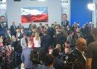 Wybory prezydenckie 2015. Nasi reporterzy s� w sztabach Dudy i Komorowskiego. Zobacz transmisj� na �ywo