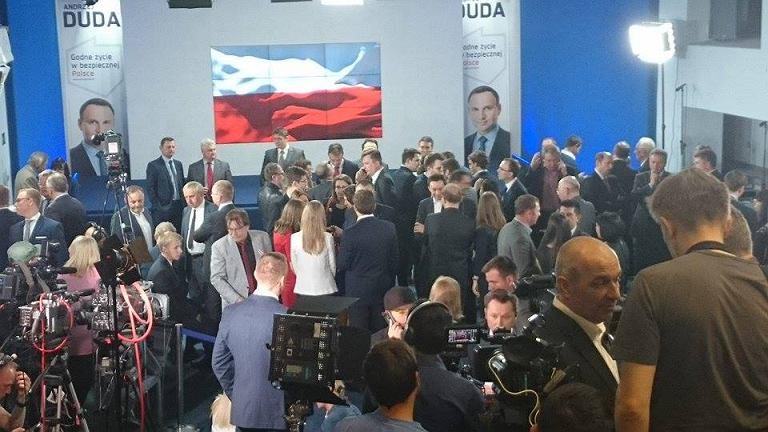 Sztab Andrzeja Dudy