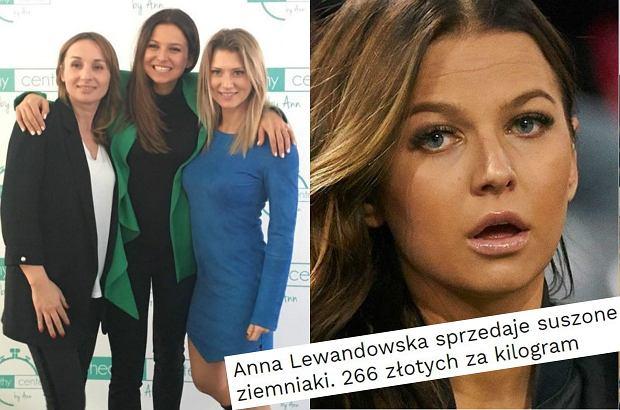 01ad74a825730 Anna Lewandowska otworzyła Healthy Center by Ann. Ceny? KOSMICZNE ...