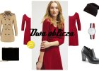 (Nie)zwyk�a czerwona sukienka - dwa oblicza