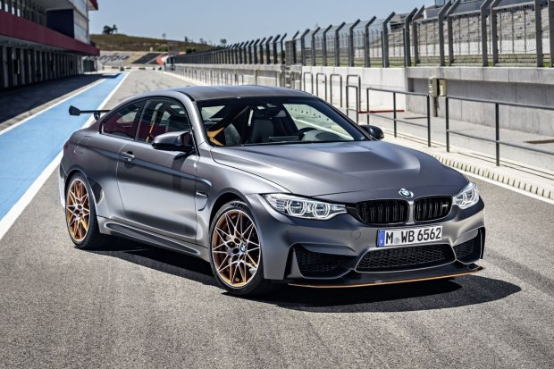 BMW M4 GTS ze �wietnym czasem na Nurburgringu