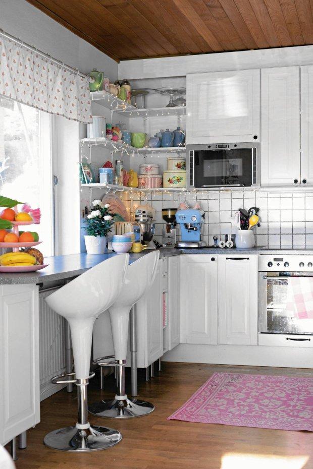 Dodatki do białych kuchni -> Kuchnia Biala Tania
