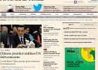 """""""Financial Times"""" z jednym wydaniem drukowanym"""