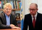 """Kwa�niewski wicepremierem Ukrainy? """"Traktuj� to jako �art urodzinowy"""""""