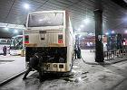 Polskim Busem na Ukrainę: więcej biletów niż miejsc, brudne pojazdy