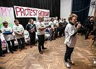 Większe Opole. Protestujący przerywają głodówkę. Będzie spotkanie z ministrem Błaszczakiem